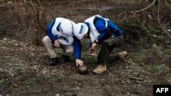 Спостерігачі ОБСЄ працюють у зоні проведення антитерористичної операції на сході України