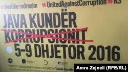 Od ponedeljka pa do petka na Kosovu će se odvijati niz aktivnosti povodom Međunarodnog dana protiv korupcije