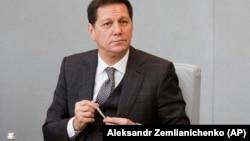 Deputy speaker of the State Duma Aleksandr Zhukov
