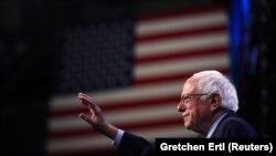 Сенатор и претендент в кандидаты на пост президента США от демократов Берни Сандерс. 7 сентября 2019 года.