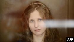 Мария Алехина находится в тюремной больнице после голодовки