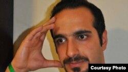 Iranian student activist Ashkan Zahabian
