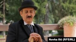 Milan Milosavljević kao Nušić