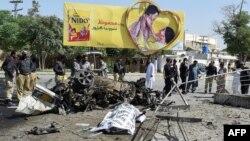 Պակիստան - Պայթյունի հետևանքները Քուեթայում, 23-ը հունիսի, 2017թ․