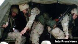 Стремящемуся в НАТО Тбилиси российские войска ни к чему. Грузинские войска отправляются в Ирак