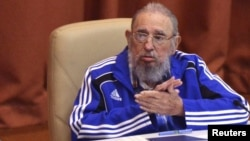 Фидел Кастро, раҳбари пешини Куба