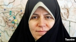 Zahra Ahmadipour will lead the country's Tourism and Cultural Heritage Ministry (file photo).