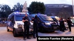 Испанская полиция (архивное фото)
