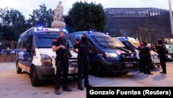 آرشیف، پولیس اسپانیا