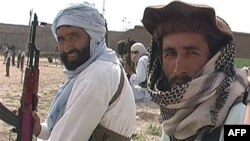 Taliban loyalists in Pakistan's tribal region