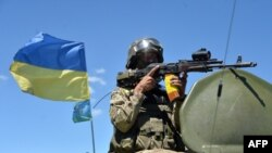 Ukrainian forces move to the north of the Donetsk region.