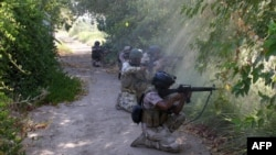 Иракские солдаты в окрестностях Багдада. Иллюстративное фото.