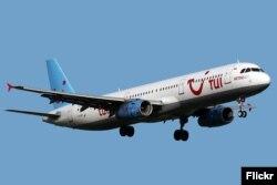 """Самолет авиакомпании """"Когалымавиа"""" под маркой Metrojet и немецкой туристической компании TUI-Group"""