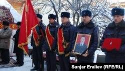 Толкунбек Шоноевди акыркы сапарга узатуу, 13-январь, 2013-жыл