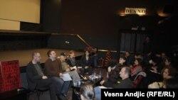 """Debata """"Šta je ostalo od slobode?"""", Beograd, 24. januar 2012."""