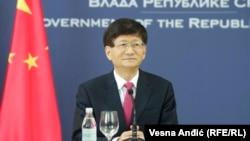 Specijalni izaslanik predsednika Kine Meng Đijendžu