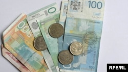 Srpska valuta dinar, Foto: Vesna Anđić