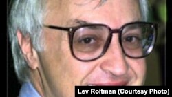 Lev Roitman, former RFE/RL Russian Service journalist and commentator.
