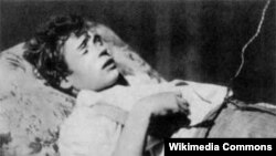 Rus şairi Serqey Yesenin.