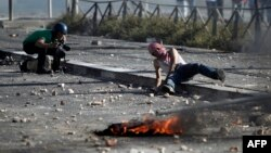 Сутички в східному Єрусалимі, 3 липня 2014 року