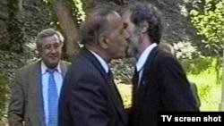 Heydər Əliyev və Əbülfəz Elçibəy