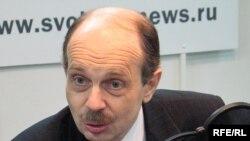 Леонид Ольшанский, вице-президент Движения автомобилистов России