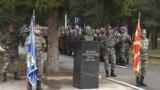 Војници во касарната во Тетово