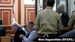 Это было первым заседанием, на котором не было никого из родных и друзей Виталия Сафарова