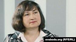 Алена Анісім, архіўнае фота