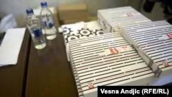 """Sa konferencije """"Obrazovanje za demokratiju"""" u Beogradu, 21. septembar 2012."""