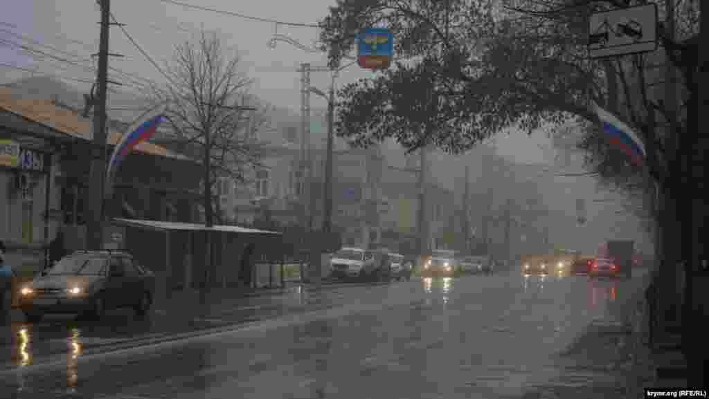 Туманний проспект Кірова