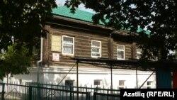 Татар сәнгать мәктәбе урнашкан бина