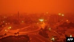 وسط بغداد الموّث