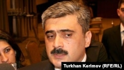 Министр Финансов Азербайджана Самир Шарифов