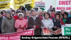 Казанцы протестуют против Генплана. Митинг 24 мая в Дербышках
