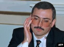 Михаил Ходорковский, 1998 год
