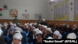 Акс аз зиндони занонаи Роғун, соли 2011