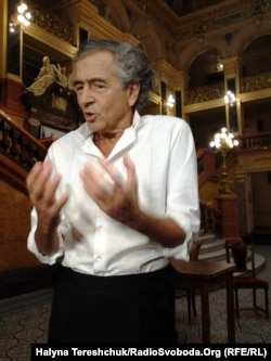 Бернар Анри-Леви