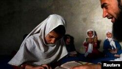 Ауған балаларына содырлар мен террористік шабуылдардан ғана емес, жергілікті дәстүрлерден де қатер төнеді.