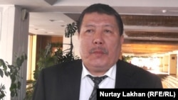 Живущий в Лондоне этнический казах Алтынбек Кабылахатулы.
