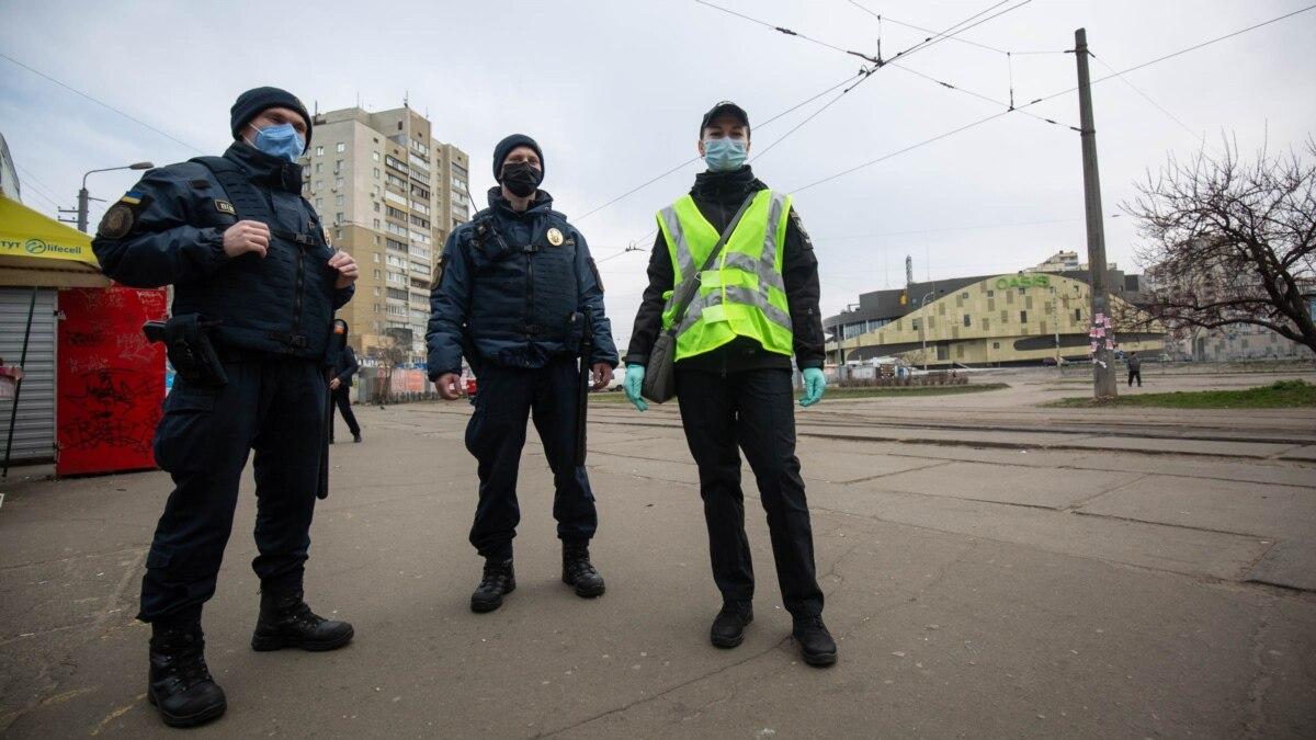 Полиция заявила о задержании подозреваемого в нападении на журналистов в Гидропарке в Киеве