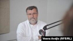 Veran Matić, predsednik Komisije za istraživanje ubistva novinara