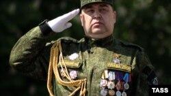 Unul din liderii militari ai separatiștilor pro-ruși din Ucraina de est, sprijiniți de Kremlin