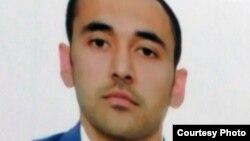Аброр Касымов, гражданин Узбекистана, который пытался получить в Казахстане статус беженца.