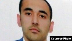 Аброр Касымов, узбекский беженец-мусульманин, который содержится в СИЗО Алматы в ожидании экстрадиции на Узбекистан.