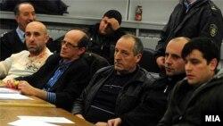 Обвинетите во случајот Монструм