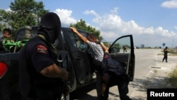 Aksioni i Policisë së Shqipërisë në Lazarat