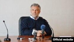 Алексей Чалый, в 2014 году подконтрольный Кремлю «народный мэр» Севастополя