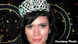 """Инесса Назарова, победительница международного конкурса """"Мисс Евразия - 2011"""". Анталья, июнь 2011 года"""