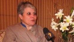 بشرا ګوهر: پنجاب نه پريږدو چې د پښتنو له خولۍ نوړۍ واخلي